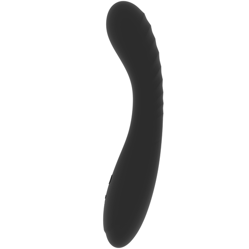 KRIYA STIMULAODR RECHARGEABLE G-POINT RITHUAL BLACK Vibrator